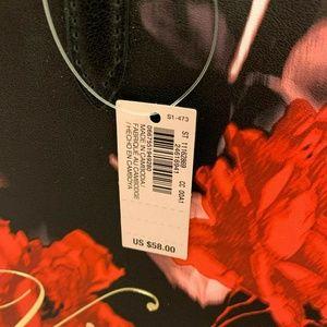 Victoria's Secret Bags - Victoria's Secret Rose Floral Tote Weekender Bag